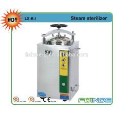 Esterilizador de autoclave aquecido eletricamente LS-B-I com CE aprovado