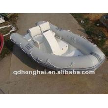 Deportes acuáticos CE RIB420 barco inflable rígido