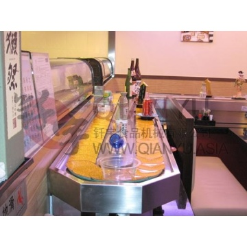 Sunshine Conveyor System Sushi Stainless Belt