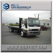 Isuzu 4X2 190HP Euro4 Transporteur plat