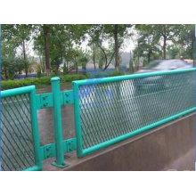 Дорога с антибликовым покрытием металлический забор в Anping Tianshun