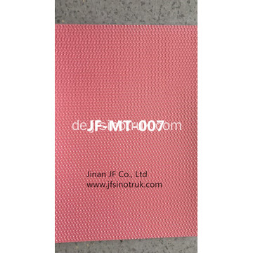 JF-MT-007 Bus Vinylboden Bus Mat higer Bus