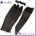 El mejor pelo humano recto de Remy de la Virgen peruana del grado 9A al por mayor, perla al por mayor de alta calidad peruana