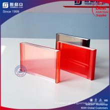 "Klare Acryl-Magnet Foto-Rahmen-Block (4X6 "")"