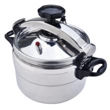 Olla de presión de aluminio al aire libre de 5L Camping Senderismo Utensilios de cocina