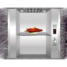 Un serveur de serveurs stupide utilise Ascenseurs Auto Food Elevator, Elevator Cabinet Elevator