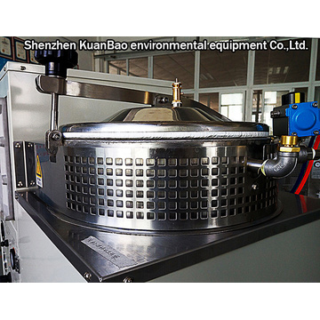 60L PCB Solvent Recovery Machine