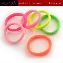Neon Fabric Hair Accessories for Girl