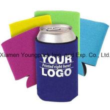 Promotional Custom Neoprene Beer Bottle Can Cooler Holder