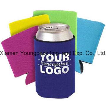 Werbeartikel Custom Neopren Bier Flasche Dose Kühler Halter