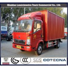 China Camión ligero del cargo de Sinotruk HOWO 4 * 2 140HP 10ton