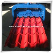 Alta calidad esmaltado azulejo frío modificado para requisitos particulares vario rollo formando equipo
