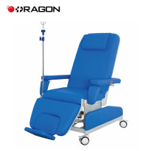 DW-HE009 Manual Dialysis hospital chair with IV stand