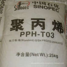 Sinopec and Sabic Virgin PP Granules with Bottom Price