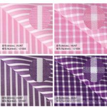 tecido do spandex do algodão para o fornecedor chinês da camisa de vestido dos homens