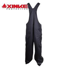 Workwear resistente da segurança da combinação da chama do pe do xinke com a fita reflexiva para a proteção de petróleo e gás