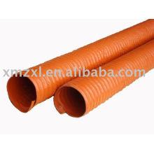 Heat resistant flexible hose