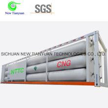 8 Long Jumbo Tubes 40-футовый контейнерный полуприцеп