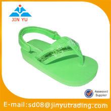 Glitte Kinder EVA Sandale