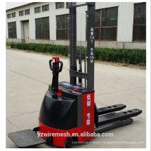 1.2 ton Full electric stacker in battery forklift truck
