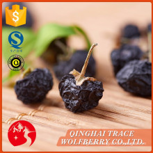 Free sample new type top sale black dried wolfberry