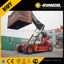 Hot sale 45 ton reach stacker manual reach stacker tyre reach stacker parts