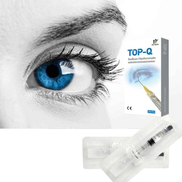 1ml Hyaluronic Acid Gel For Eye Surgery Viscoelastic