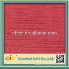 Tela de tapicería de la tela del brocado de la tela del sofá para la acción