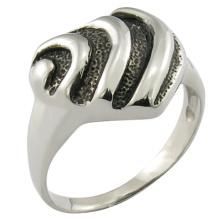 Joyería de moda de la joyería de moda del anillo del corazón
