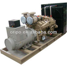 Cummins diesel 18kw-1MW rechargeable electric generator set with cheap generator head