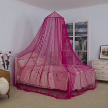 Home Bed Canopy Mosquito Netting Round بناء شبكة