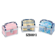 hot sales aluminum boxes for watch for 2 watches