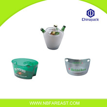 Newest colourful high quality silicone ice bucket
