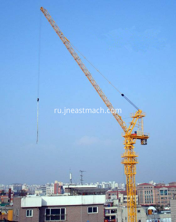 Luffing Crane For Construction Buildings