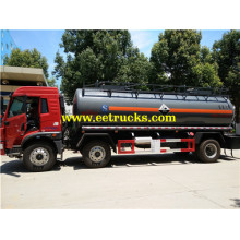 FAW 15 CBM Camions-citernes à l'hydroxyde de sodium