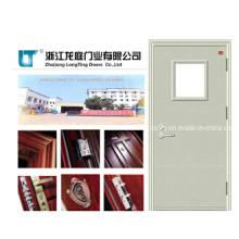 Puertas cortafuego almacenamiento en frío en China