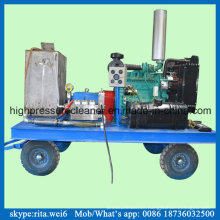 High Pressure Pipe Washing Machine Tube Cleaning Water Jet Cleaner