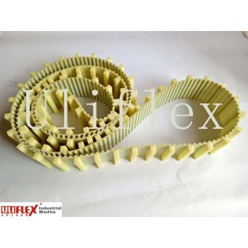 Endless PU Synchronous Belt 45t10+Cleats