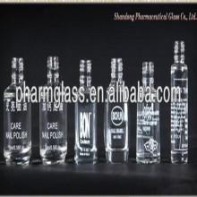 Acepte las botellas impresas Logol del cliente