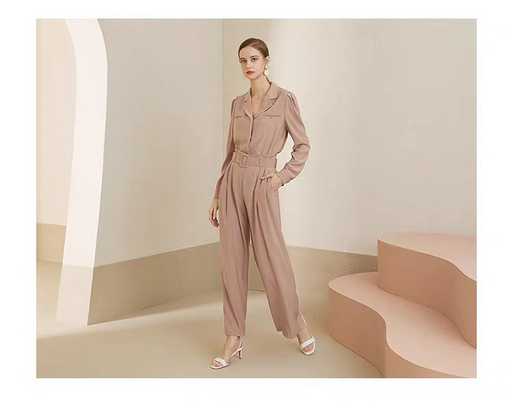 Womens Fashion Jumpsuit