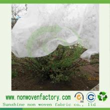 Tissu non tissé avec UV non tissé Spunbonded pp pour l'agriculture