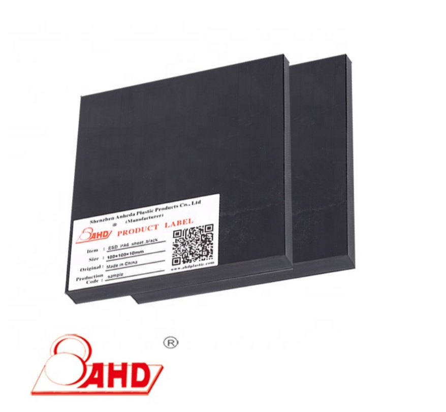 esd abs black sheet