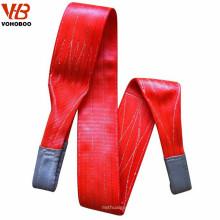 outils de levage de construction polyester ceinture type sangle plate sangle