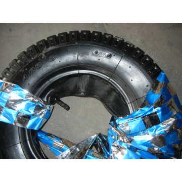 Высококачественные шины и трубки для тачки 400-8