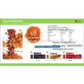 Alta qualidade goji berry --- 2016 oferta gojiscm