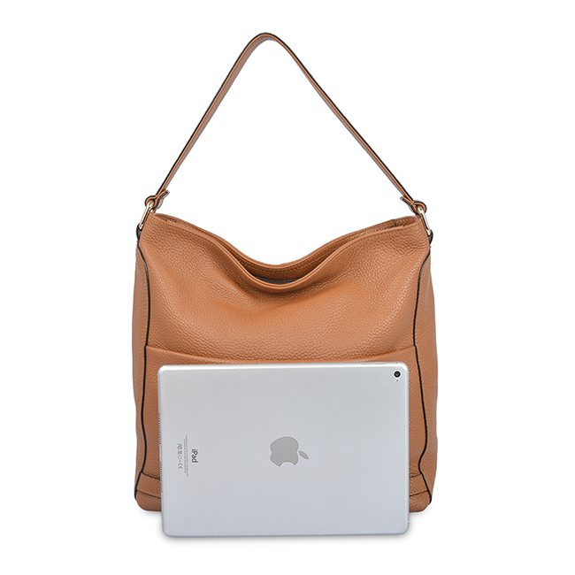 Fashion Large Capacity Women's Leather Handbags Hobo Tote Bag
