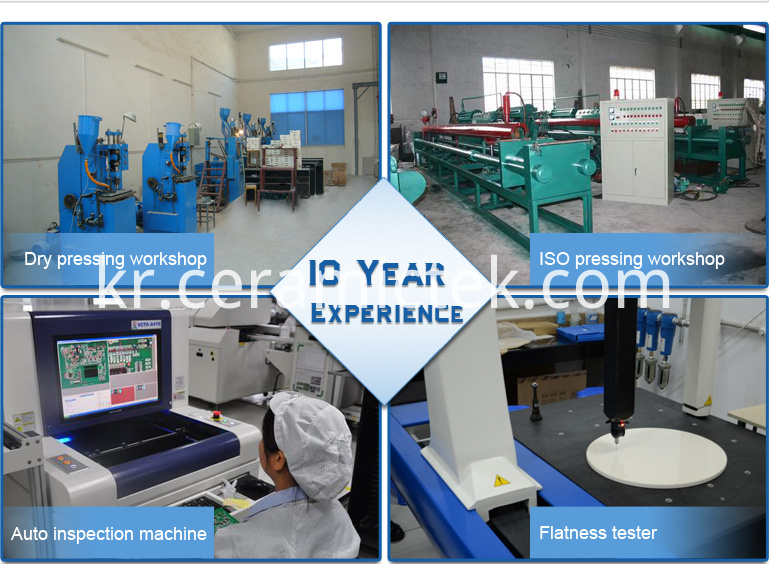 Workshop and quality guarantee