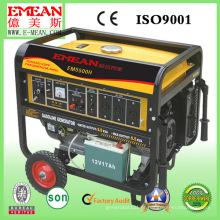 Gasolina com garantia de pequeno gerador portátil