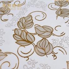 10 ans d'expérience en tissu de voile de coton de marque célèbre