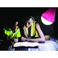 Lámpara de lectura con alimentación Solar, kit solar iluminación casera